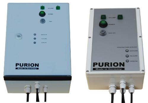 PURION DUAL OPD » PURION UV-Anlagen